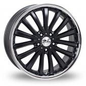 Image for Zito Orlando_5x120_Wider_Rear Black Alloy Wheels