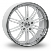 Image for Zito Belair_5x112_Wider_Rear White Alloy Wheels