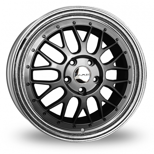 Zoom Dare DR-LM_5x120_Wider_Rear Gun_Metal Alloys