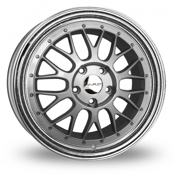 Zoom Dare DR-LM_5x112_Wider_Rear Silver Alloys