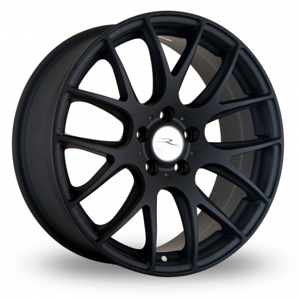Zoom Dare River_NK_1_5x120_Wider_Rear Matt_Black Alloys