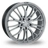 Image for Zito Miracle Hyper_Black Alloy Wheels