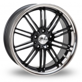 Image for Zito Belair_5x120_Wider_Rear Black Alloy Wheels