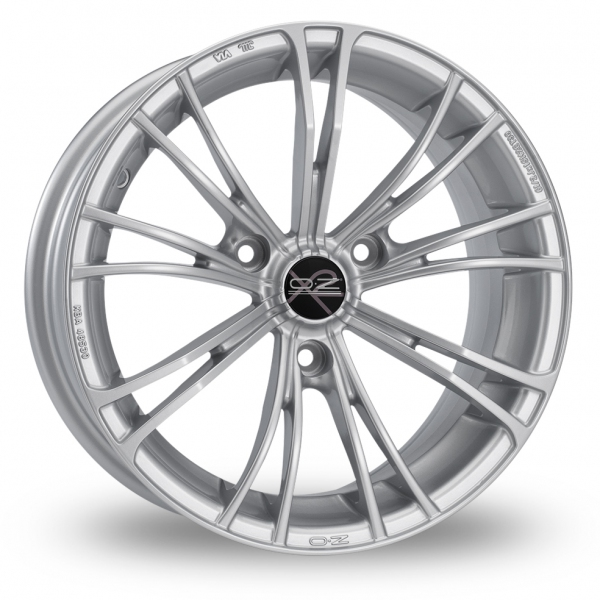 Zoom OZ_Racing X2 Silver Alloys