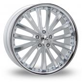 Image for Zito Orlando Silver_Polished Alloy Wheels