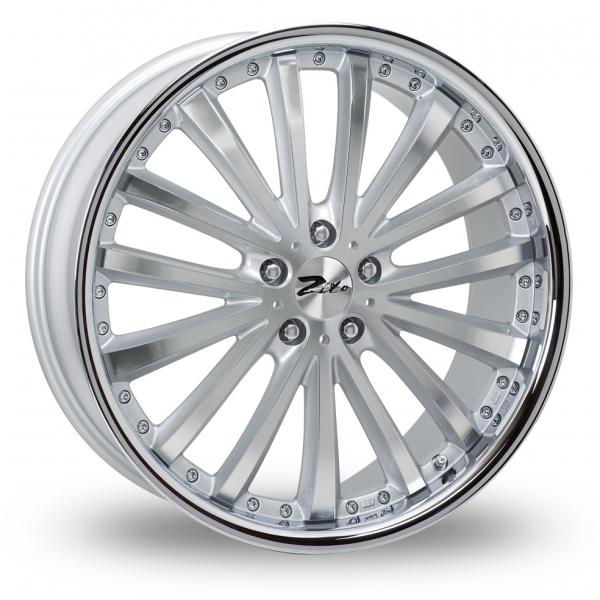 Zoom Zito Orlando_5x112_Wider_Rear Silver_Polished Alloys