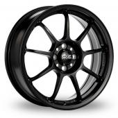 Image for OZ_Racing Alleggerita_HLT_5x120_Wider_Rear Black Alloy Wheels