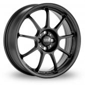 Image for OZ_Racing Alleggerita_HLT_5x114_Wider_Rear Graphite Alloy Wheels