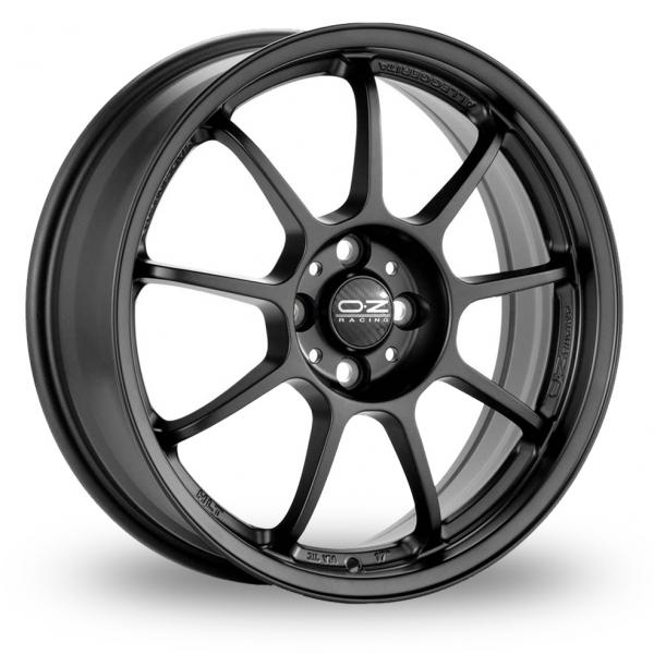 Zoom OZ_Racing Alleggerita_HLT_5x114_Wider_Rear Graphite Alloys