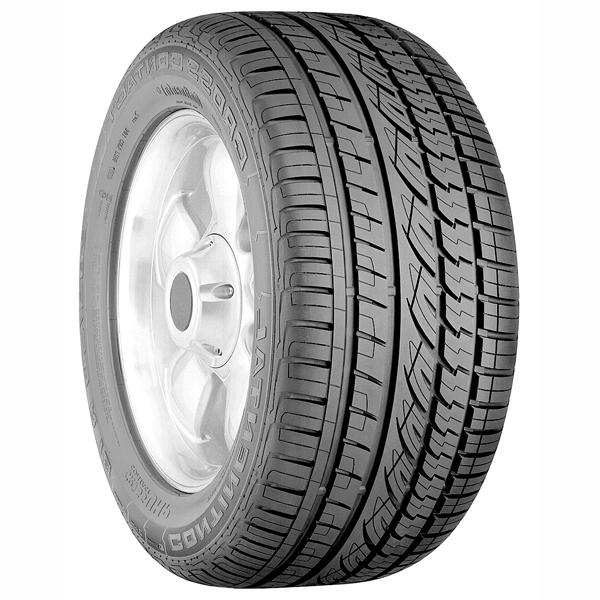 4 X 255/50/19 Continental UHP SSR (Run Flat) Tyres V