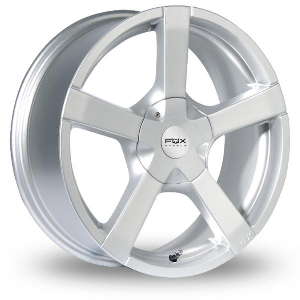 Zoom Fox_Racing FX1 Silver Alloys