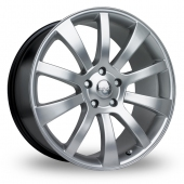 Image for Riva SUV Hyper_Silver Alloy Wheels