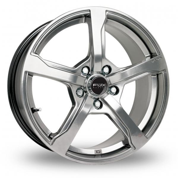 Zoom Fox_Racing FX6 Hyper_Silver Alloys