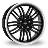 ALUTEC BLACK SUN Alloy Wheels