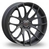 Breyton Race GTS R Black Alloy Wheels