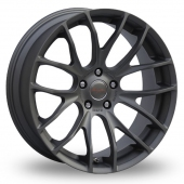 Breyton Race GTS R Mini Black Alloy Wheels