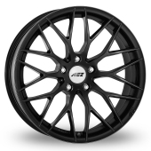 AEZ Antigua Matt Black Alloy Wheels
