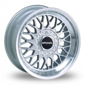 Image for Ronal LS Silver_Polished Alloy Wheels