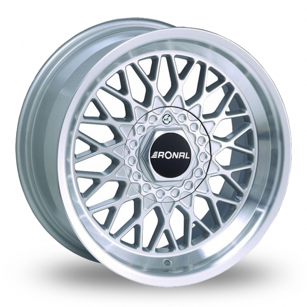 Zoom Ronal LS Silver_Polished Alloys