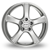 Image for Enzo B Silver Alloy Wheels