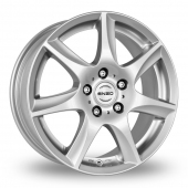 Image for Enzo W Silver Alloy Wheels