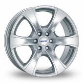 Image for Alutec Dynamite_6 Silver Alloy Wheels