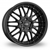 Image for Dotz Mugello_5x120_Low_Wider_Rear Black Alloy Wheels