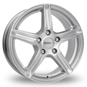 Dezent L Silver Alloy Wheels