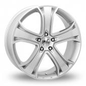 Image for Zito Blazer Silver Alloy Wheels