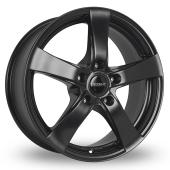 Image for Dezent RE Black Alloy Wheels