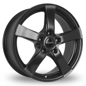 Dezent RE Black Alloy Wheels