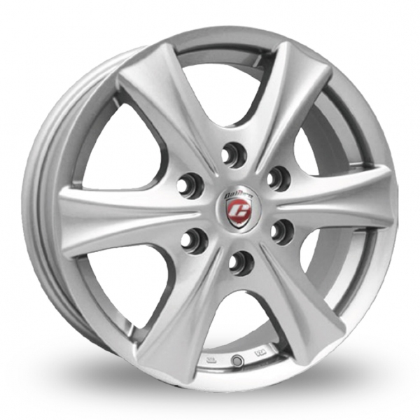 Zoom Calibre Trek_6 Silver Alloys