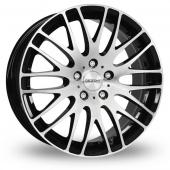 Image for Dezent RG Black_Polished Alloy Wheels