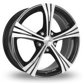 Image for Dezent RI Black_Polished Alloy Wheels