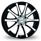 Image for Dezent RM Black_Polished Alloy Wheels