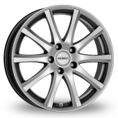Image for Dezent RM Hyper_Silver Alloy Wheels