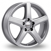 Image for Dezent U Silver Alloy Wheels