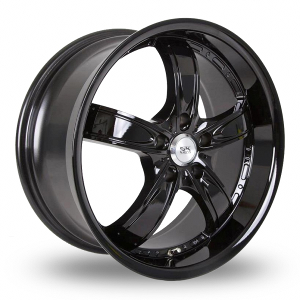 Zoom BK_Racing 525 Black Alloys