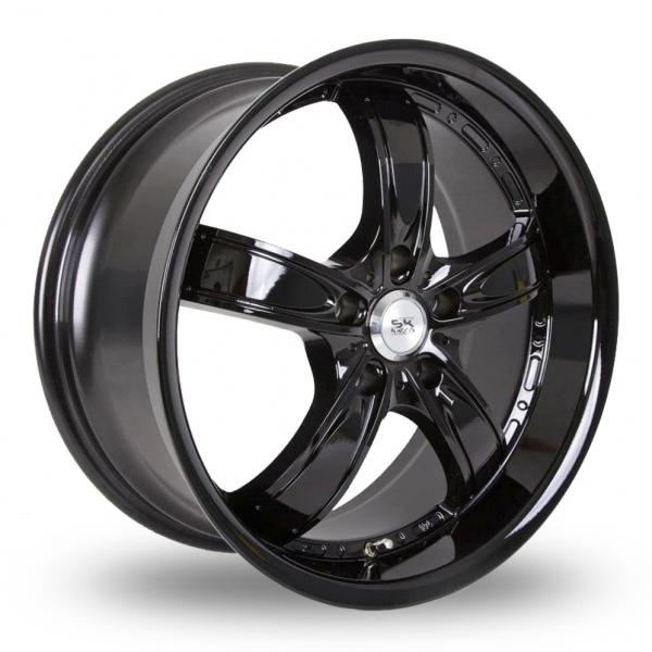 Zoom BK_Racing 525 Black Alloys