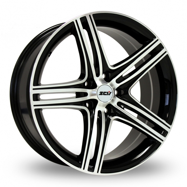 Zoom ZCW ZM1 Black_Polished Alloys