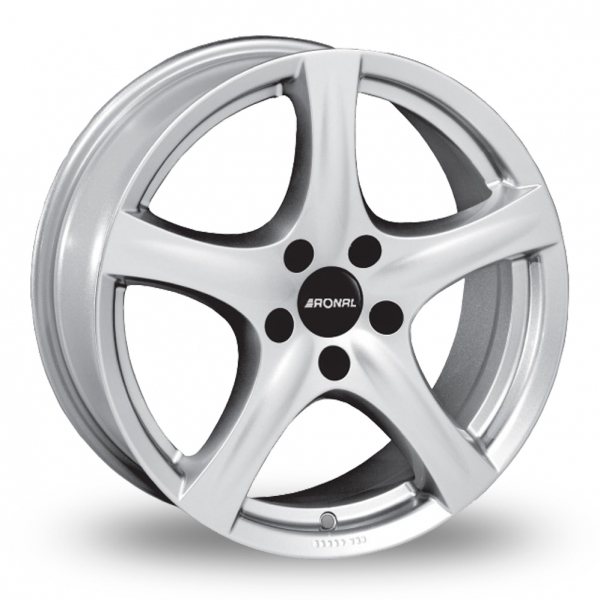 Zoom Ronal R42_5x120_Wider_Rear Silver Alloys