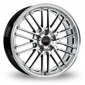 Image for CW_(by_Borbet) CW2_5x112_Wider_Rear Hyper_Silver Alloy Wheels