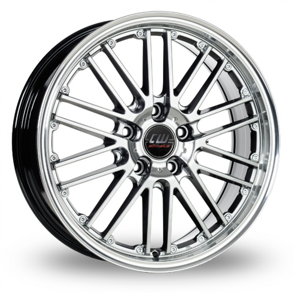 Zoom CW_(by_Borbet) CW2_5x120_Wider_Rear Hyper_Silver Alloys