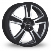 Image for Radius R15_Sport_5x112_Wider_Rear Black_Polished Alloy Wheels
