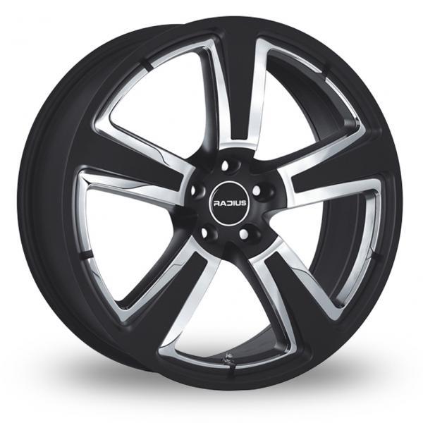 Zoom Radius R15_Sport_5x112_Wider_Rear Black_Polished Alloys