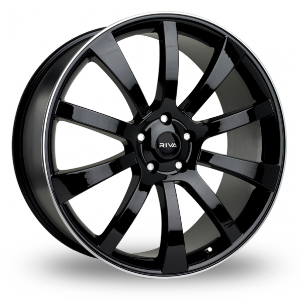Zoom Riva SUV Black_Polished Alloys