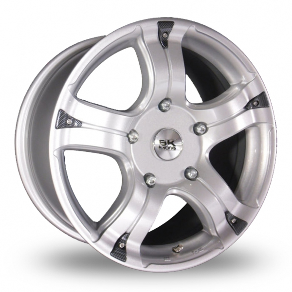 Zoom BK_Racing 323 Silver Alloys