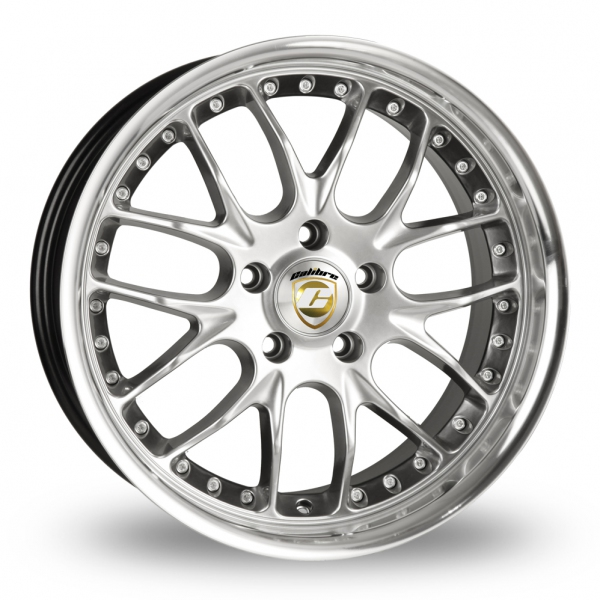 Zoom Calibre Excaliber_5x112_Wider_Rear Silver Alloys