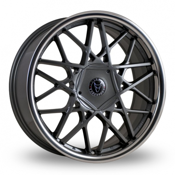 Zoom Wolfrace Blitz Gun_Metal Alloys