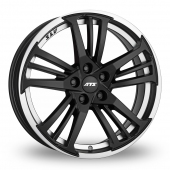 Image for ATS Prazision_Wider_Rear Black_Polished Alloy Wheels